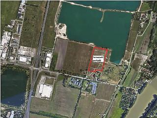 1201 férőhelyes parkolót építenének a Lupa-tóhoz vízbázis védőterületre