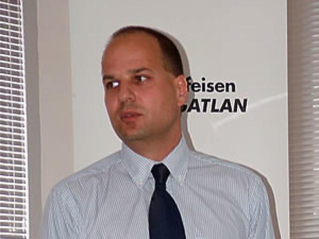 Szebenyi Miklós, a Premier Outlet Center igazgatója