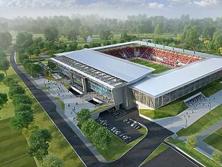 Történelmet ír a diósgyőri és a fehérvári stadion