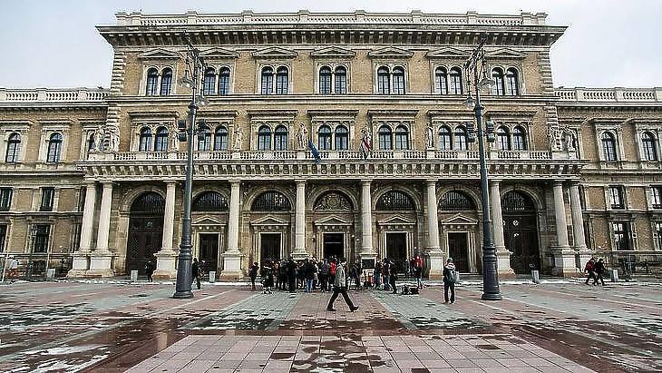 A Corvinus épülete