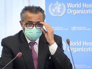 Már hát hete csökken folyamatosan a napi új fertőzöttek globális száma