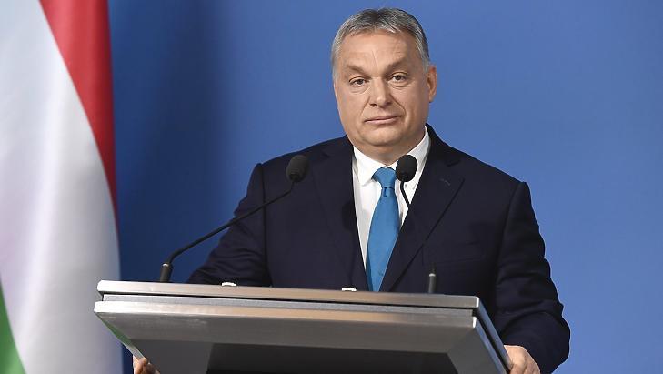 Orbán Viktor (MTI/Koszticsák Szilárd)