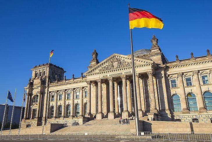 A Bundestag Berlinben. (Illusztráció. Forrás: Depositphotos)
