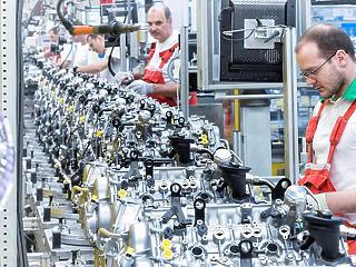 4,5 millió magyar dolgozott az év elején