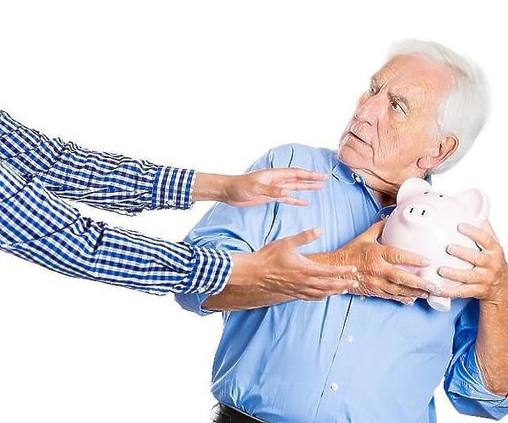 Nem lehet elszámolni az egyéni számlán a pénzt