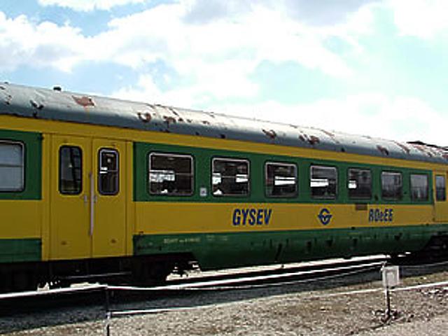 GysEV utasszállító kocsi