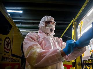 Újabb 118 fertőzött, május közepe óta nem volt ennyi aktív eset az országban