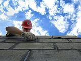 Javított az építőipar, volt honnan feljönni