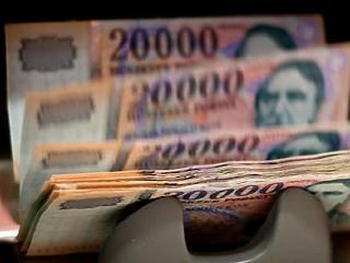 320 forint is lehet egy euró év végén?