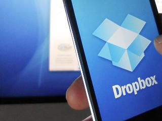Robbant a Dropbox ára