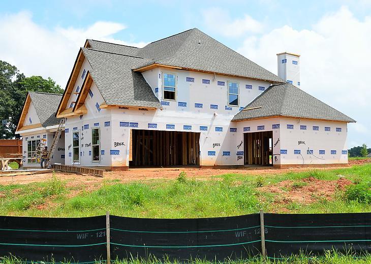 Keresettek lettek a nagyobb méretű családi házak is (fotó: pixabay.com)