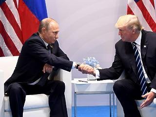 Trump Oszakában találkozik Putyinnal