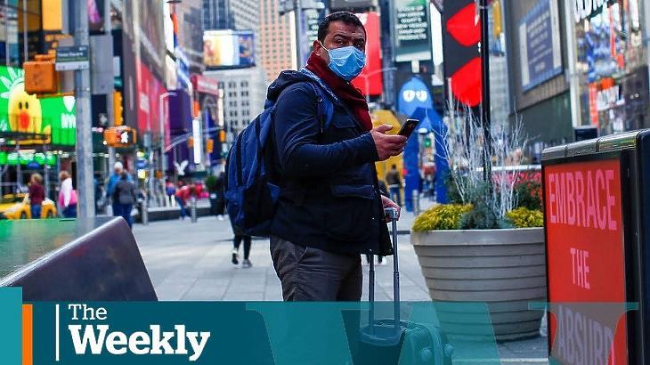 New York a koronavírus-járvány idjén