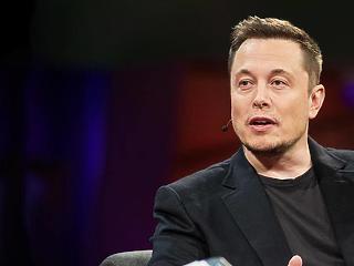 Itt az újabb szép ígéret a Tesla vezérétől