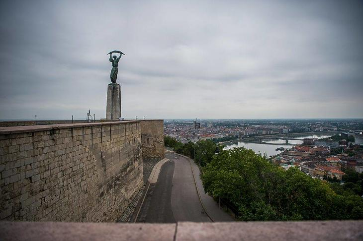 20 milliárd forint jut a Citadellára. Fotó: MTI/Balogh Zoltán