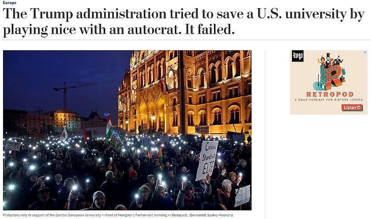 A Washington Post cikke