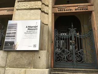 Néprajzi Múzeum: a kiállítóterek már megépültek, csak a körítés lesz a felszín felett