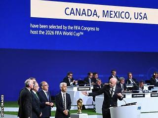 USA, Kanada és Mexikó együtt rendezi a 2026-os focivébét