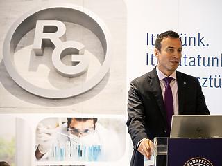 Brutális pénzeket költ a Richter kutatás-fejlesztésre