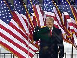 Egy híres meleghimnusszal búcsúztatta a CNN a távozó Donald Trumpot