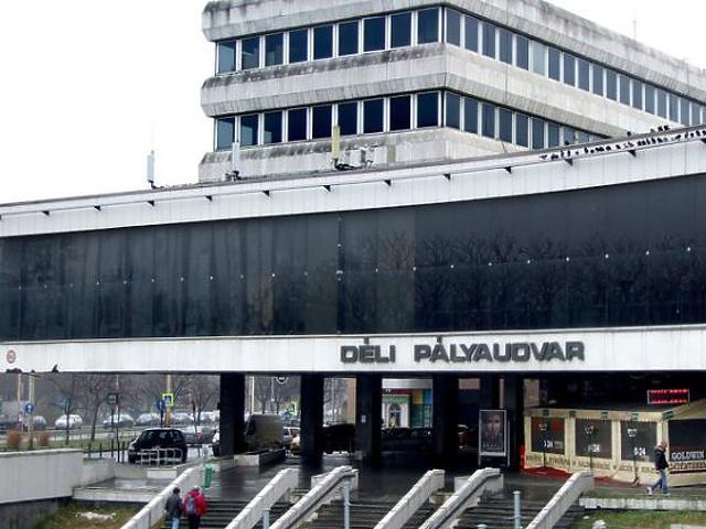 Déli pályaudvar (Fotó: MTI)