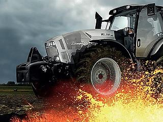 Robbant a magyar traktorpiac