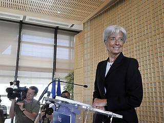 Megszavazta az EP Lagarde-ot az EKB élére