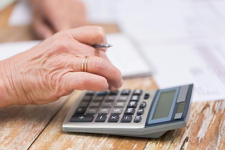 Kezdődik a nyugdíj-matek (Fotó: depositphotos)
