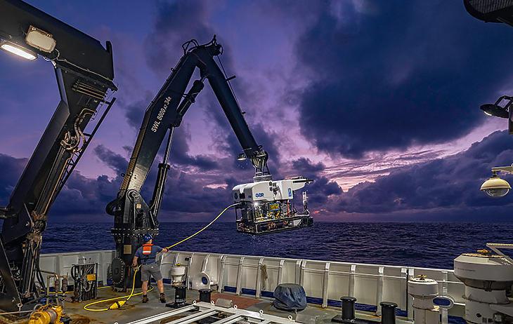 Illusztráció. (Forrás: NOAA Office of Ocean Exploration and Research)