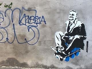 Megfigyelőkkel és diszpécserekkel turbózott graffiti-eltüntetőket keres az FKF