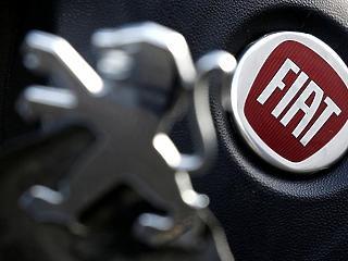 Zöld utat kapott a Fiat Chrysler-Peugeot megafúzió