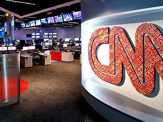 Bombariadó volt a CNN New York-i központjában