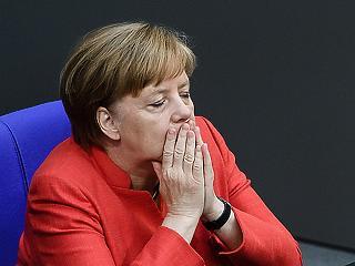 Merkel is megszólalt a Brexitről