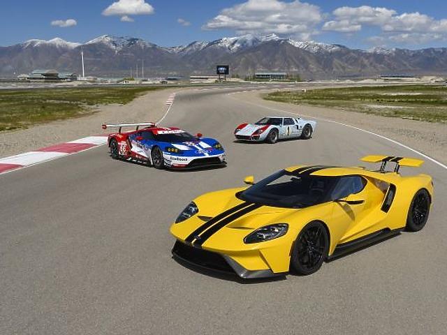 Leesik az állunk a Ford új gyönyörűségétől