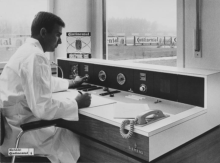 Tesztelés 50 évvel ezelőtt