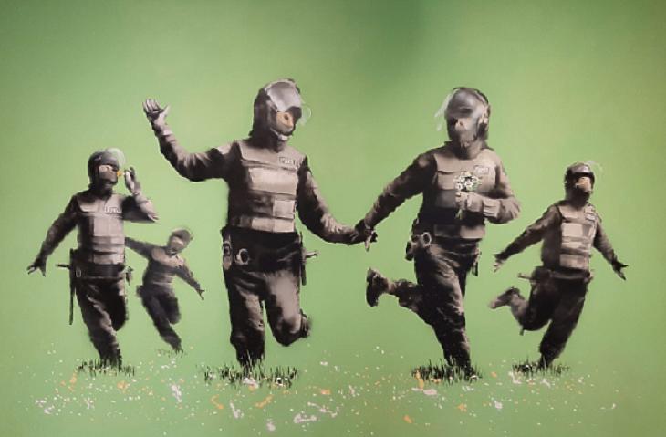 Banksy kiállítás