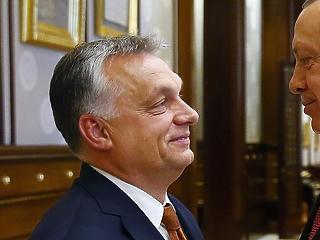 Orbán ott lesz Erdogan elnöki beiktatásán