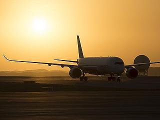 Idén befékezhet a légi áru- és utasforgalom