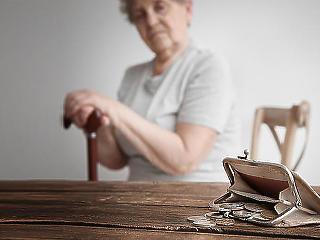 Az infláció miatt idén kevesebbet érhetnek a nyugdíjak