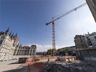 381 millióért épülhet újabb mélygarázs a Kossuth tér alatt