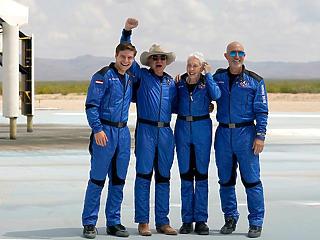 A világ leggazdagabb embere sok-sok űrutazás árát bukta el