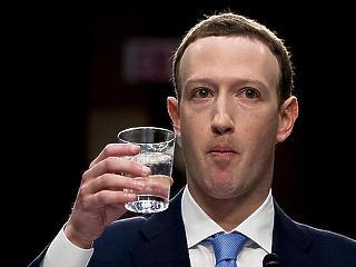 Felére zuhant a Facebook nyeresége