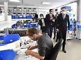 Elkészültek a Magyarországon gyártott lélegeztetőgépek