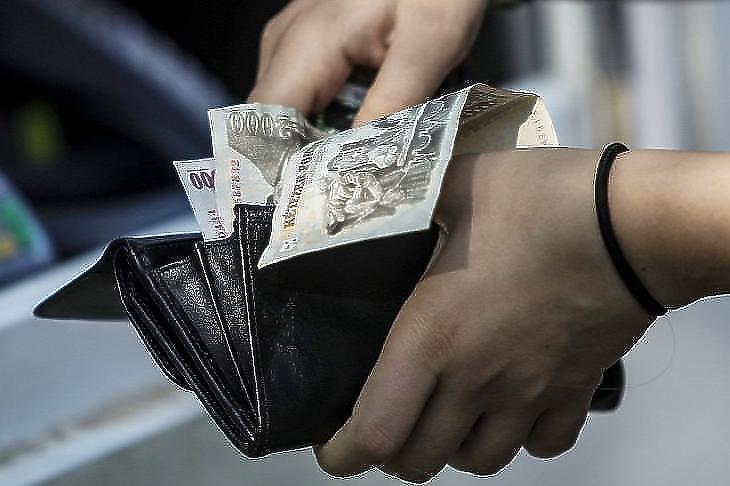 Mennyi kerül jövőre a pénztárcákba? (Illusztráció)