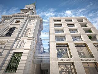 Majdnem 3 millió forint minden idők legdrágábban kínált budapesti lakásának négyzetmétere