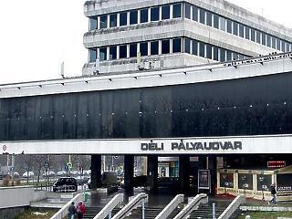 Csütörtökön újra kinyit a Déli pályaudvar