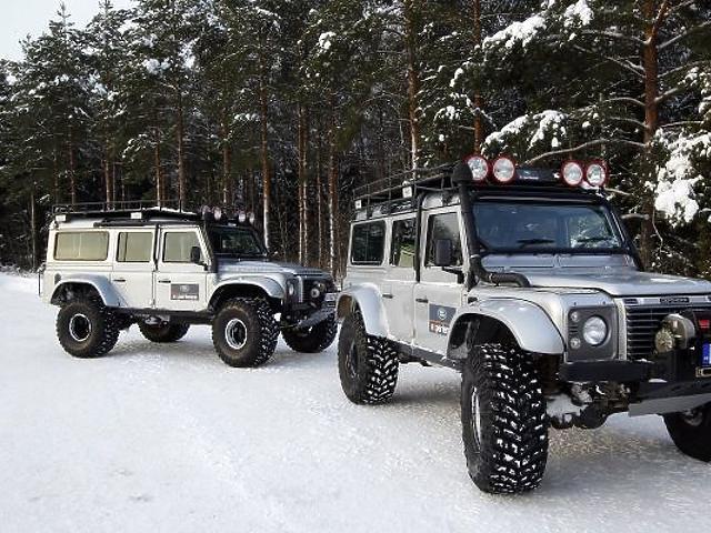 11. Land Rover