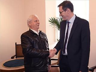 Karácsony átvette a főpolgármesteri posztot, Demszky és Tarlós díszpolgárságát kezdeményezi