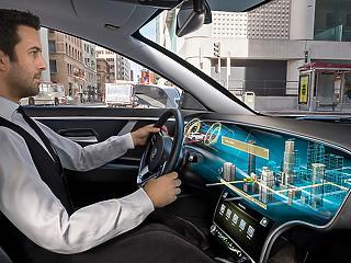 A Continental és a Leia új 3D-s Lightfield kijelzője három dimenziót visz a gépjárművekbe