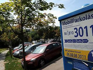 A parkolóautomatákat is beköthetik a NAV-hoz